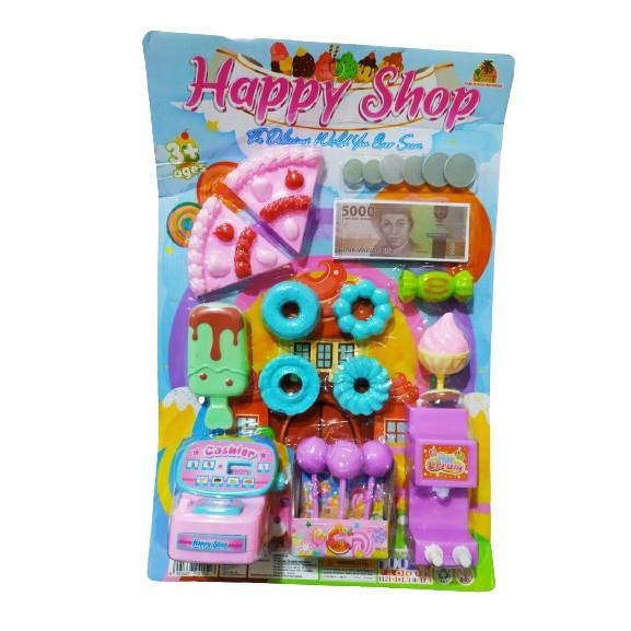 Bộ đồ chơi nhà hàng Happy Shop – OCT 7311