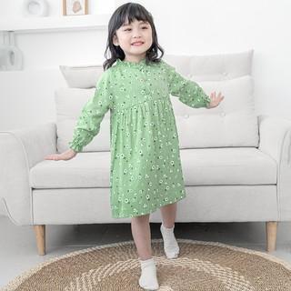 Váy Cho Bé Gái Dáng Xòe Công Chúa Siêu Đáng Yêu 2 Màu Thời Trang Bello Land