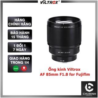 [ Tặng Mũ Fuji ] Ống kính Viltrox AF 85mm f/1.8 XF II (AF 85mm F1.8) | Chính Hãng