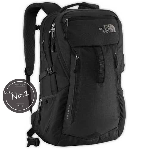 Balo The North Face Router New - Black