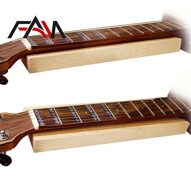 Guitar Accessories Neck Rest Long Guitar Neck Rest Support for Guitar Ukulele Bass