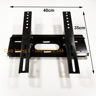 Giá treo TV - Giá đỡ tivi - Khung treo tường tivi xoay đa năng mẫu mới nhất cỡ vừa ( 32-45 inch )