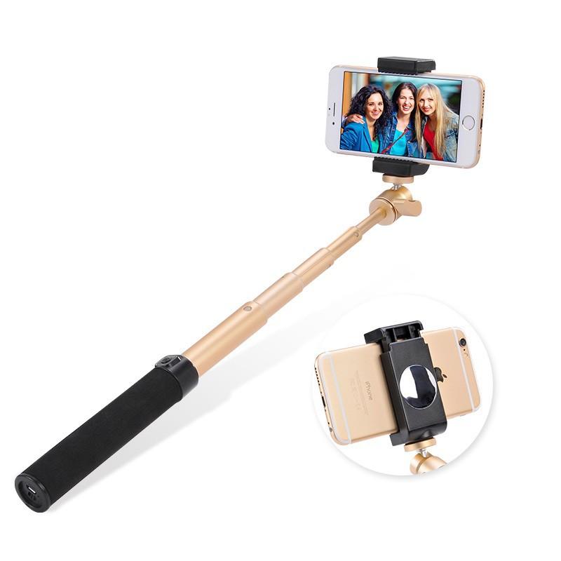 Hoco - Gậy chụp hình tự sướng K4 - Kết nối Bluetooth - Hàng Chính Hãng Hoco
