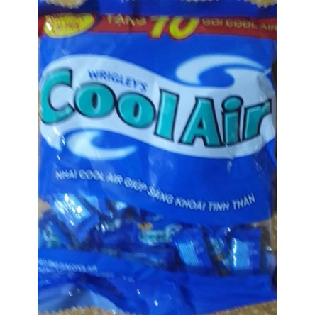 Kẹo CoolAir túi 100 cái