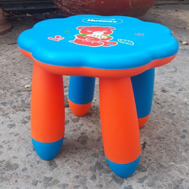 Ghế nhựa Hugies cho bé