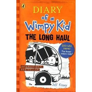 Truyện Ngoại văn Nhật Ký Chú Bé Nhút Nhát - Tập 9 Wimpy Kid 9 The Long Haul. thumbnail