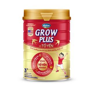 Sữa bột Growplus tổ yến 850g (cho bé trên 3 tuổi)