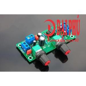 Mạch lọc subwoofer NE5532 12-24V DC