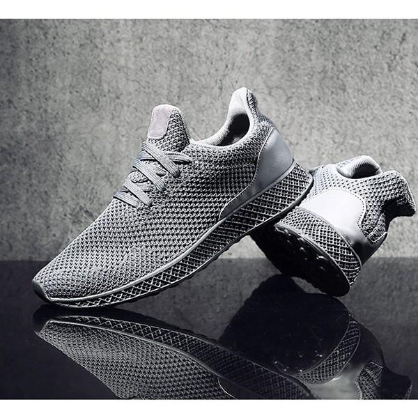 Sneakers nam | Giày thể thao nam - Vải lưới công nghệ dệt kim tạo hình 3D - 3 màu đen, ghi, đỏ - Mã - 10016506 , 880507564 , 322_880507564 , 390000 , Sneakers-nam-Giay-the-thao-nam-Vai-luoi-cong-nghe-det-kim-tao-hinh-3D-3-mau-den-ghi-do-Ma-322_880507564 , shopee.vn , Sneakers nam | Giày thể thao nam - Vải lưới công nghệ dệt kim tạo hình 3D - 3 màu đe