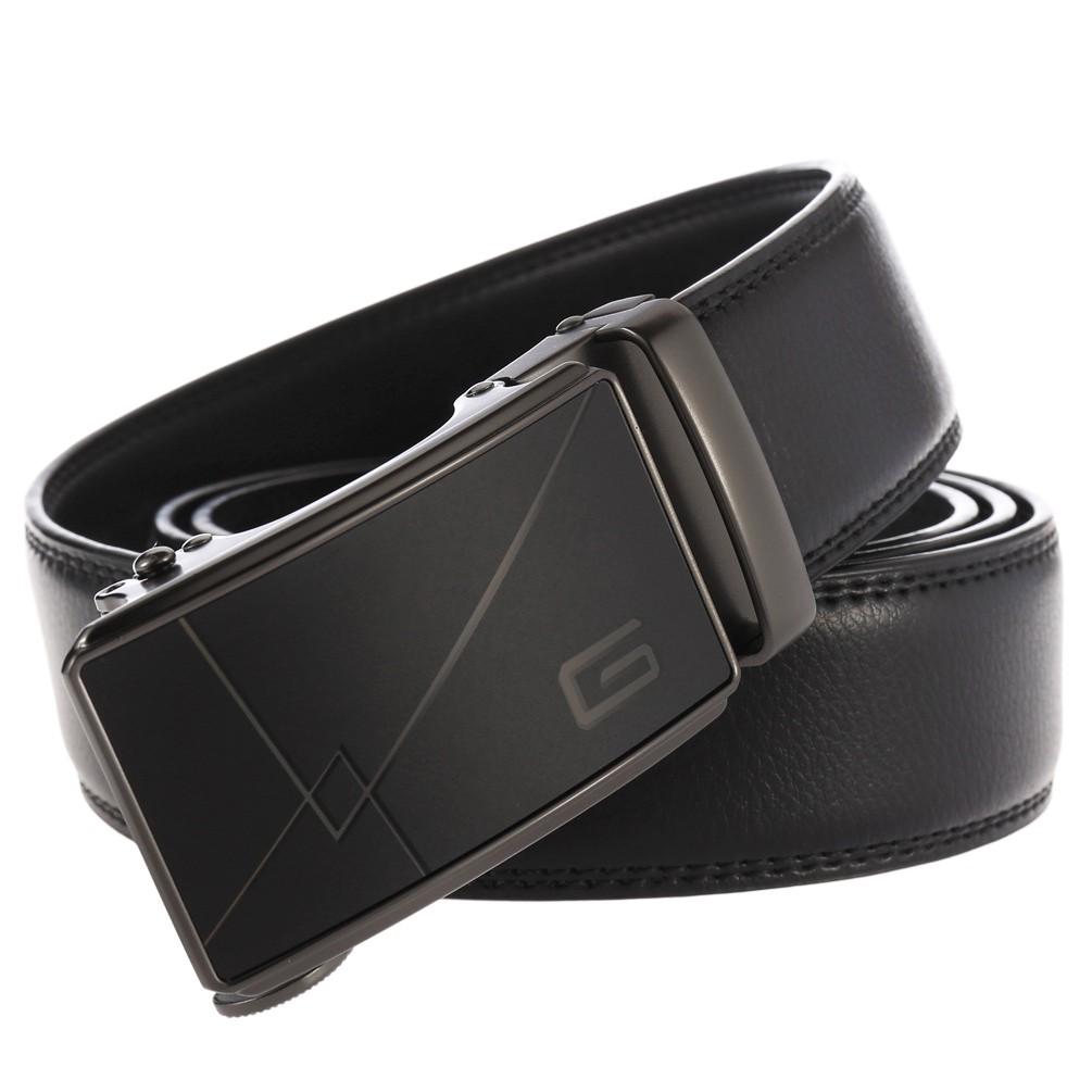 Thắt lưng nam da bò AT Leather P145