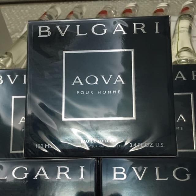 Nước hoa Bvlgari - Aqva pour homme