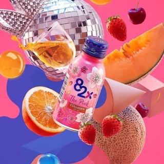 82X The Pink Collagen Hàm Lượng 1000mg Collagen, Nước Uống Đẹp Da 82X (Lẻ 1 ống) thumbnail