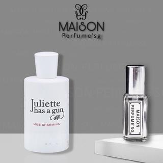 Mẫu thử nước hoa Juliette Has A Gun Miss Charming (5ml 10ml 20ml)Spray Chuẩn authentic thumbnail
