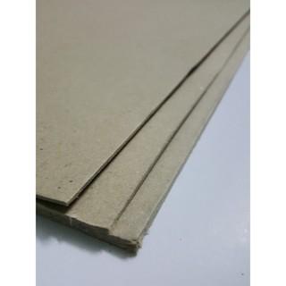 10 Tấm khổ A4, A5 giấy bìa cứng, Carton lạnh dày 1 mm, 2mm, 3mm làm thủ công, bìa sổ, hộp quà, mô hình, scrapbook