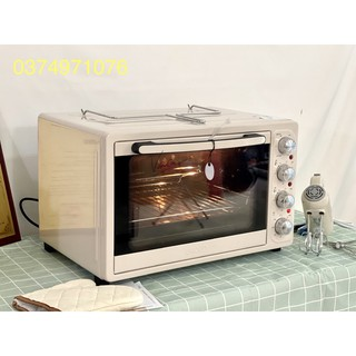 Lò nướng UKOEO 52l model D5