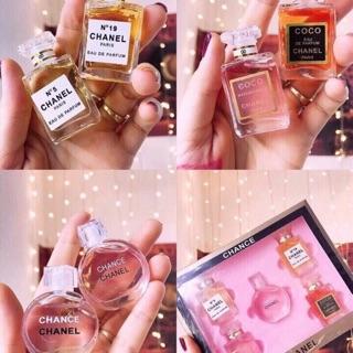 Set nước hoa nhí Chanel thumbnail