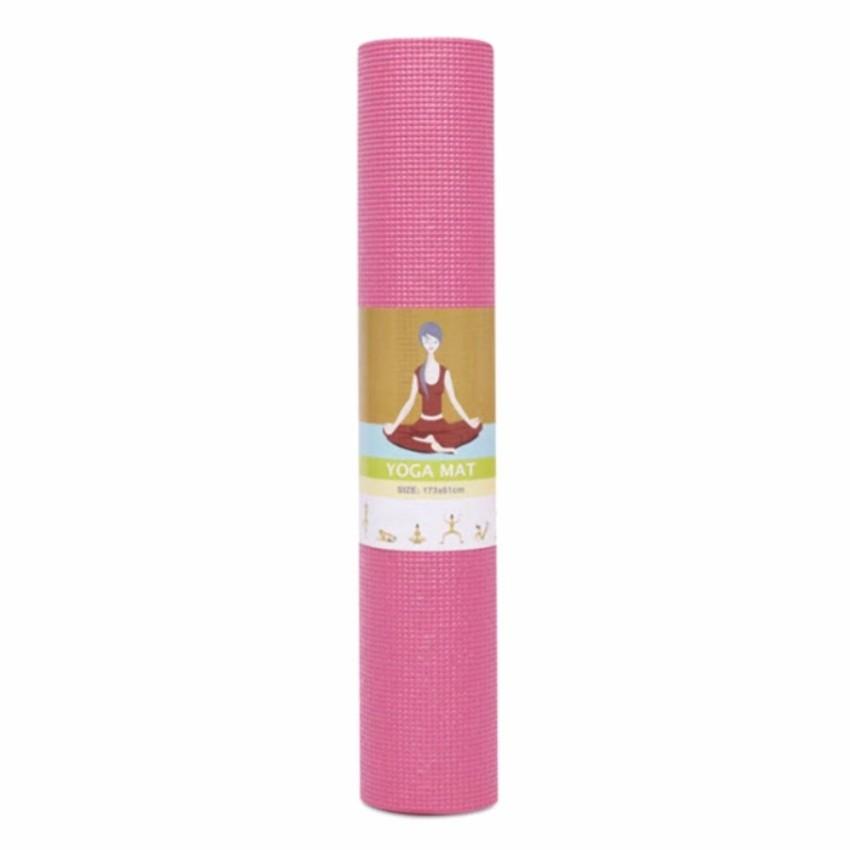 Thảm tập yoga GIA TOT 360 (Hồng)