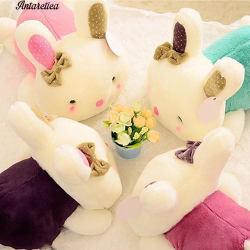Thỏ Nhồi Bông Xinh Xắn Dùng Để Trang Trí Nội Thất / Ô Tô - Siêu HOT