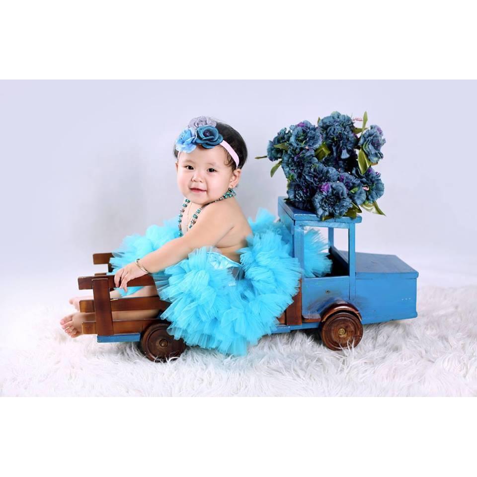 HCM [ Deal huỷ diệt] Voucher chụp hình trọn gói cho bé và ba mẹ 239k