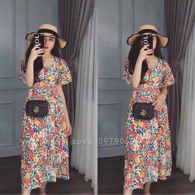 váy hoa nhí của Mango (kèm ảnh thật) - 15365915 , 1199221035 , 322_1199221035 , 330000 , vay-hoa-nhi-cua-Mango-kem-anh-that-322_1199221035 , shopee.vn , váy hoa nhí của Mango (kèm ảnh thật)