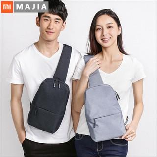 Túi đeo chéo nam nữ 💥FREE SHIP💥CHÍNH HÃNG💥 Xiaomi Urban Leisure ( ĐEN & XÁM )