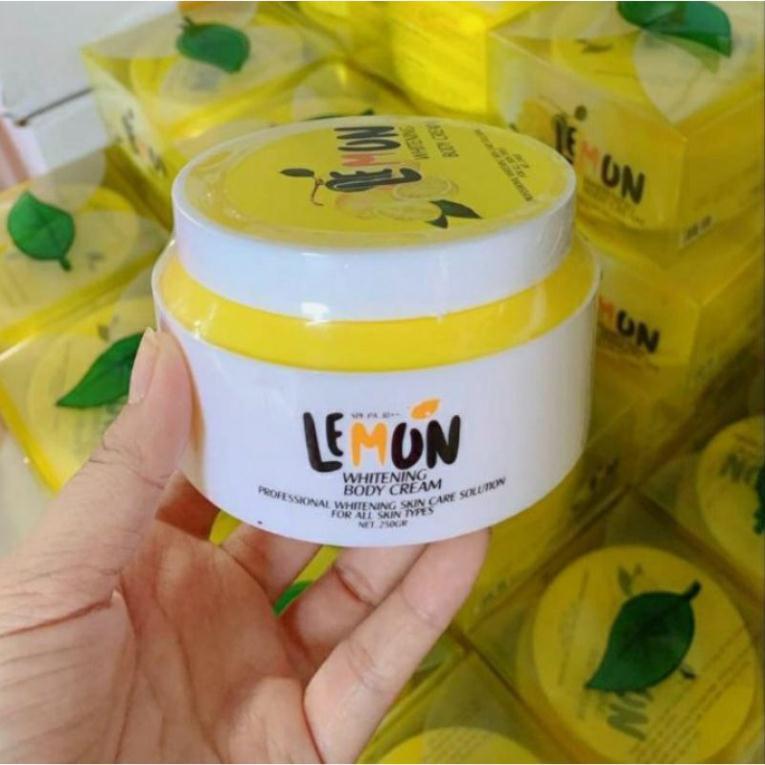 Body Lemon Chanh Tree 250gam - CHÍNH HÃNG