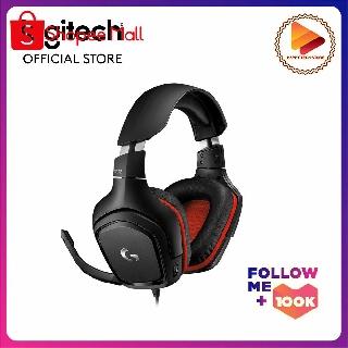 [Mã ELLOGI hoàn 8% xu đơn 300K] tai nghe chuyên game Logitech G331 Âm thanh nổi (G331 Stereo Gaming Headset)