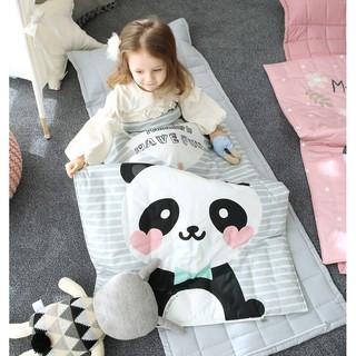 Chăn cho bé ngủ Có sẵn chính hãng Korea Set chăn cho bé đi học Amante Korea thumbnail