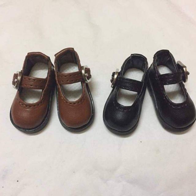 Giày búp bê bjd (3.4×1.2cm)