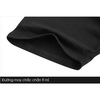 Hình ảnh Áo Thun Tay Lỡ Stone Dáng Unisex Form Rộng In Hình Baby Face Donut 100 Cotton TQ01-8