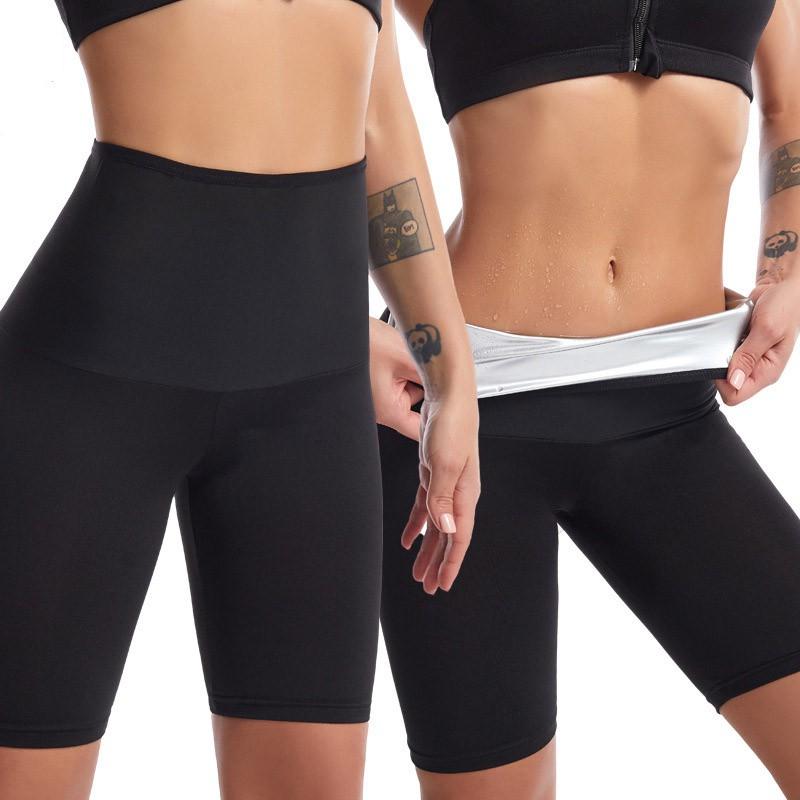 Mặc gì đẹp: Thoáng mát với  Quần xông hơi giúp kích đổ mồ hôi tiện dụng khi tập yoga/thể thao cho nữ