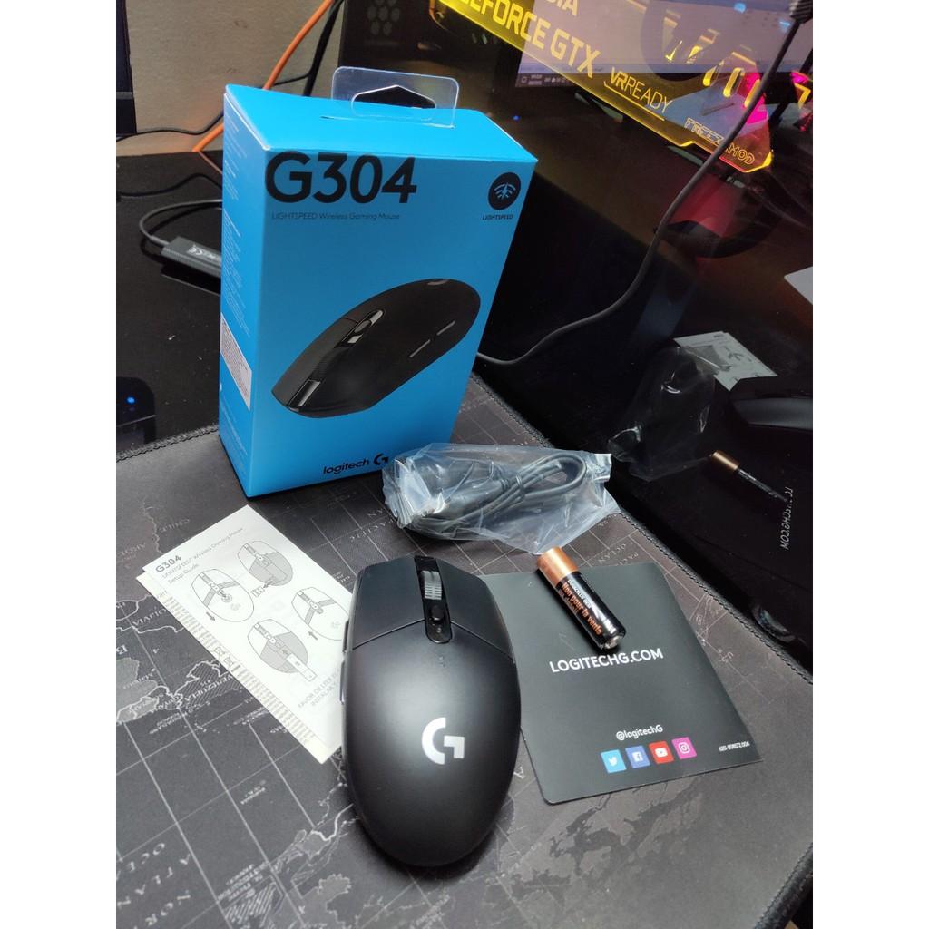 Chuột Logitech G304 Light Speed Wireless Gaming