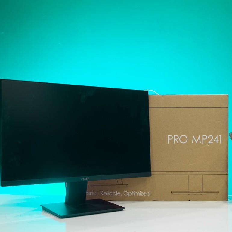 Màn hình máy tính MSI PRO MP241 23.8 inch FHD IPS 60Hz Full Box