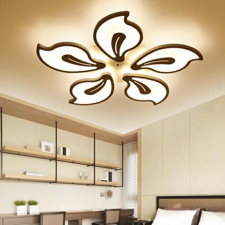 Đèn led ốp trần trang trí - Đèn trần phòng ngủ, phòng khách