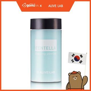 Bột Rau Má Nguyên Chất Alive Lab Centella Dressing Powder Gomi Store thumbnail