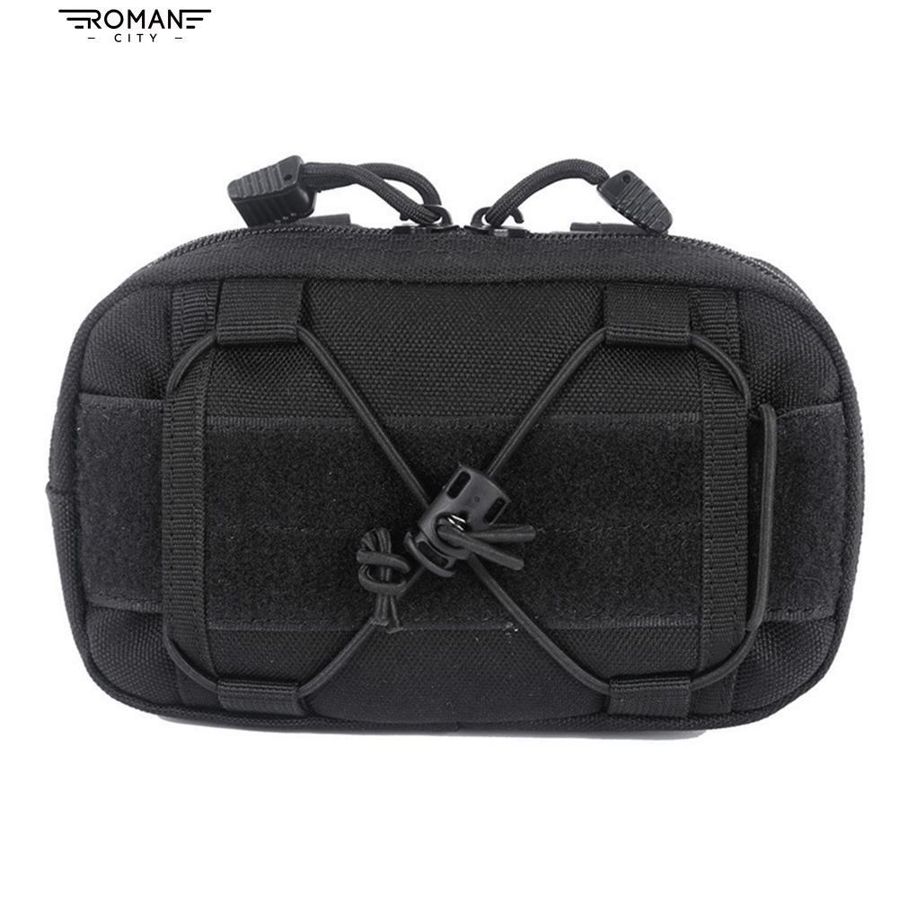 [COD]🎈Outdoor waterproof gadget mobile phone pocket storage bag