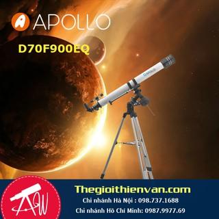 Kính thiên văn khúc xạ apollo 70F900EQ-2 thumbnail