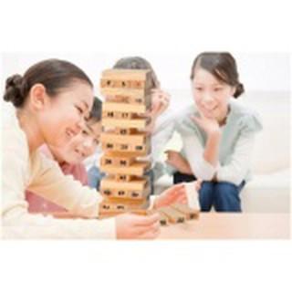 [sale giá tốt] Bộ đồ chơi rút gỗ 54 thanh Wiss Toy [shopmuatot][nq14]