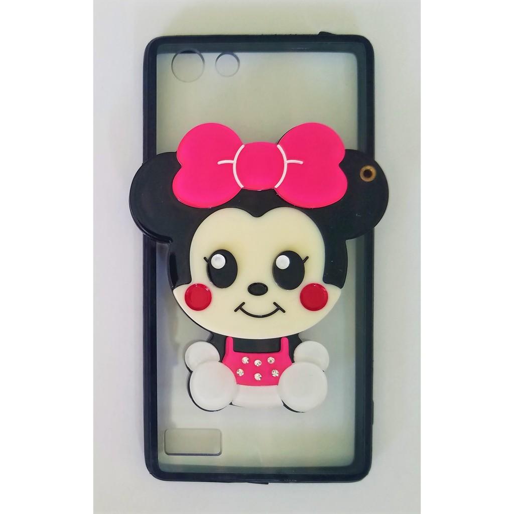 Ốp OPPO Neo 7 / A33 chuột mickey cute gương