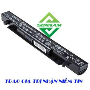 PIN LAPTOP ASUS X450 X450C X550 X550C P450 P550 K450 X450CA CHÍNH HÃNG NHẬP KHẨU
