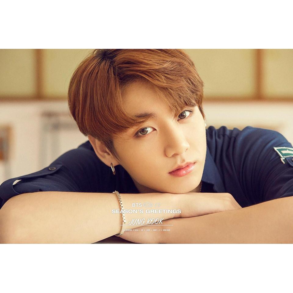Khuyên Tai Nam Idol Jung Kook- BTS Fan (Xỏ lỗ,1 đôi) Bông Tai/Khuyên Tai