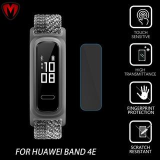 Miếng Dán Tpu Trong Suốt Bảo Vệ Màn Hình Cho Đồng Hồ Thông Minh Myron For Huawei Band 4E