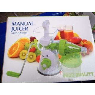 Bộ sản phẩm ép hoa quả bằng tay