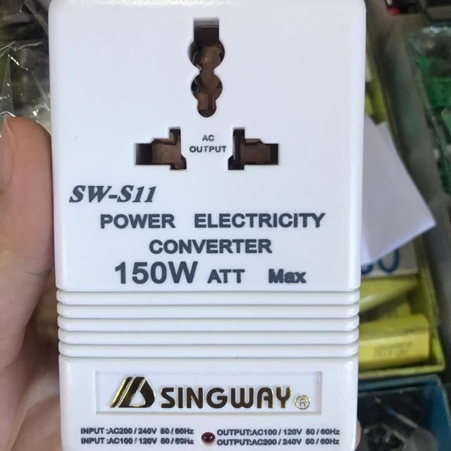 Đổi điện SINGWAY 150w