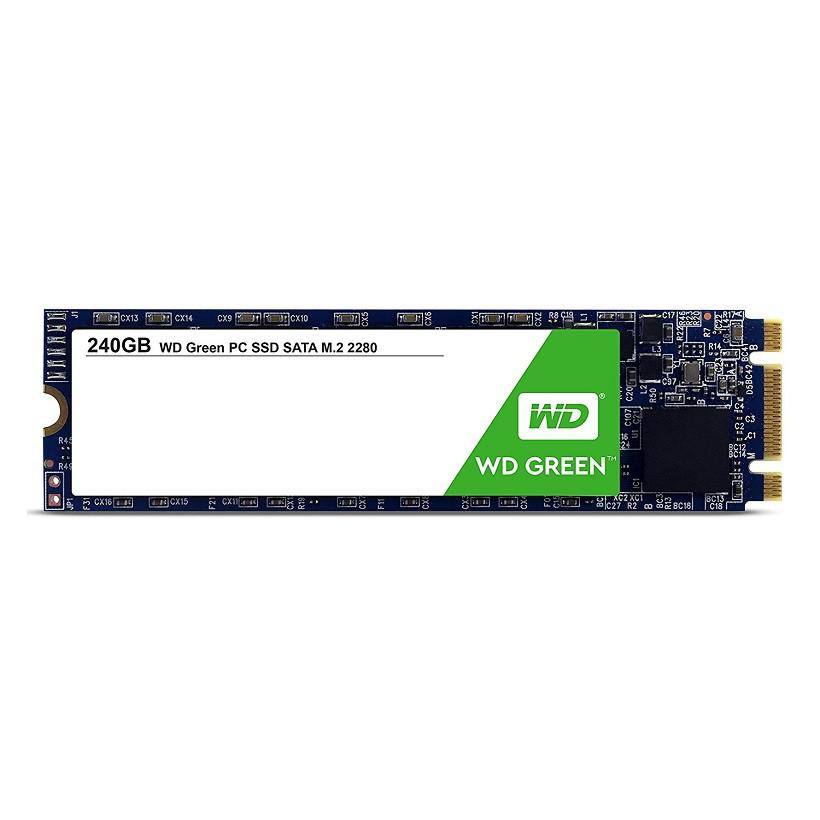 Mã ELCLMAY giảm 7% đơn 500K] Ổ cứng SSD 240GB Western WDS240G2G0B ...