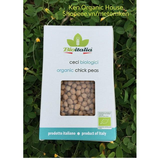 Đậu gà Organic Bioitalia