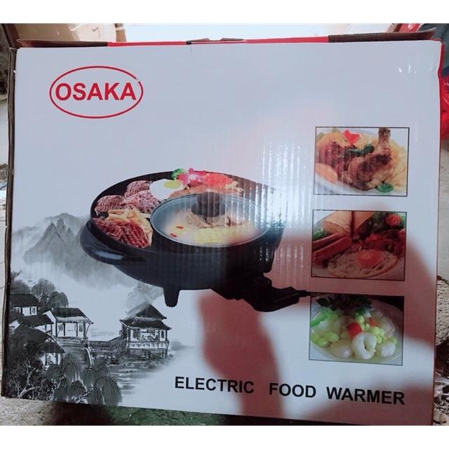 Bếp lẩu nướng điện 2 trong 1 Osaka - 2940133 , 603977991 , 322_603977991 , 450000 , Bep-lau-nuong-dien-2-trong-1-Osaka-322_603977991 , shopee.vn , Bếp lẩu nướng điện 2 trong 1 Osaka