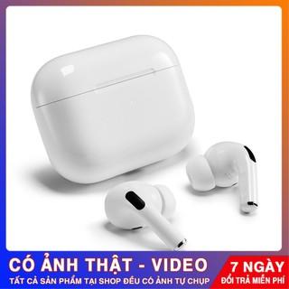 [CHÍNH HÃNG] Tai Nghe Bluetooth Cao Cấp PRO,Đổi Tên,Định Vị, pin trâu, Sạc không dây,dùng được cho cả Androi và ios thumbnail