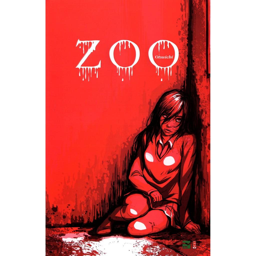 Sách - Zoo - Tiểu thuyết kinh dị của Otsuichi