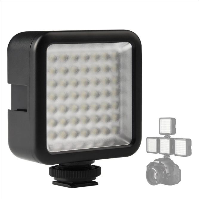 [Rẻ vô địch] Đèn ulanzi 49Led dành cho máy ảnh máy quay gopro